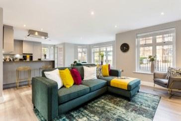 Troy Homes launch Gidea Park show home