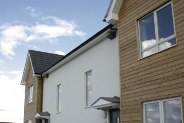 Fassarend timber frame system introduced to the UK