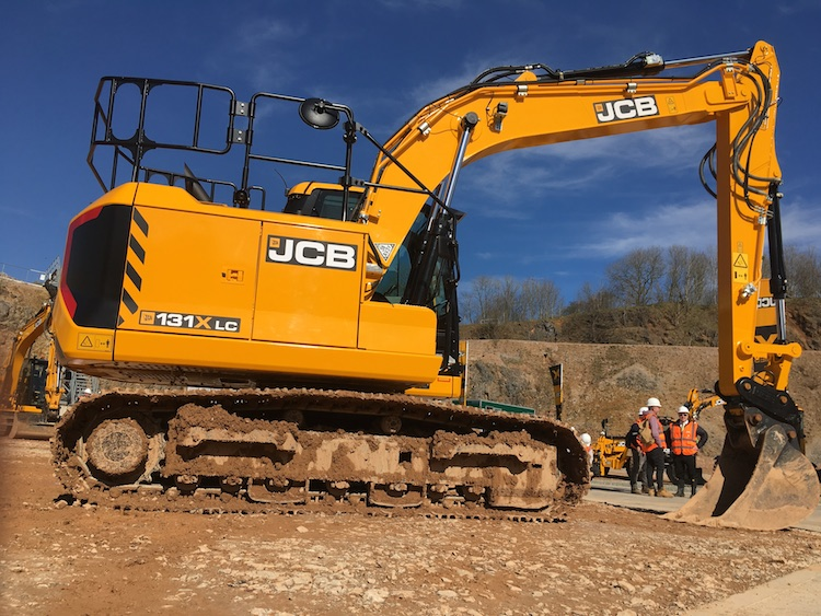 Site Solutions | JCB: X marks the spot · PHPD Online