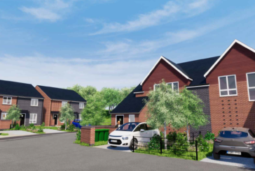 Construction underway on 20 new homes in Top Valley