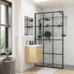 Get the Monochrome wetroom look