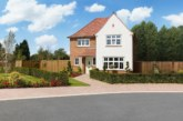Showhomes launch at Redrow's Abbey Walk development