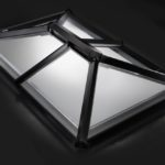 Skypod Black Edition rooflight introduced by Eurocell