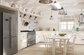 New four-door fridge freezer launched by Smeg