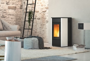 Pellet stoves radiate more than heat
