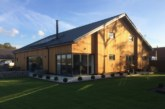 Ground source heat pump provides warmth to rural barn conversion