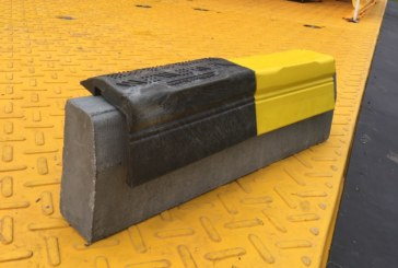 Protect sites from kerb damage