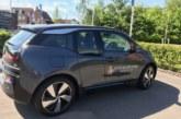 Electric car causes a buzz at Basingstoke development