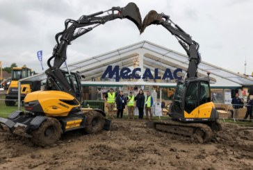UK Construction Sector Report launched at Plantworx