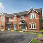 Jones Homes builds seven starter homes in Preston