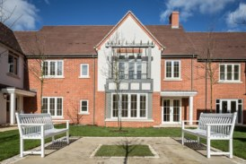 Construction completes on second phase of Cheshire retirement village