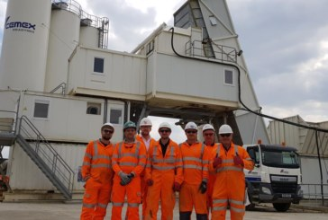 CEMEX invests in new readymix plant