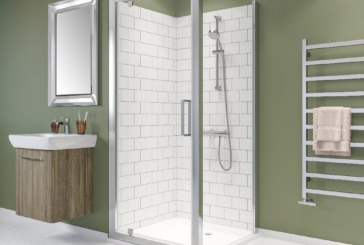Twyford launches new shower enclosures