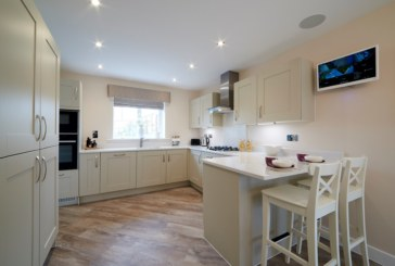Jones Homes unveils show home near Holmfirth