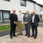 Eleven new homes delivered in Sauchie