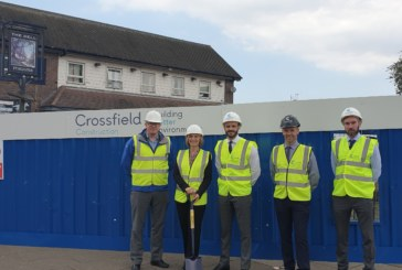 Crossfield Group to deliver 65 homes for Onward