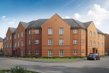 New show homes at Bruneval Gardens