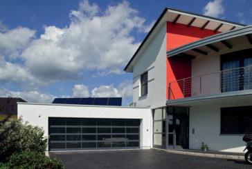 Can a garage door add kerb appeal?