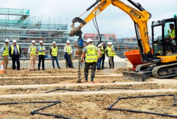 Corby development to trial Earth Energy Bank