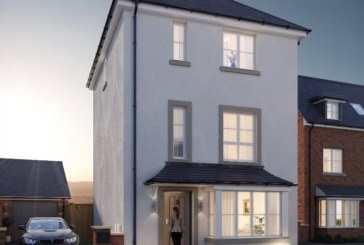 Luxury housebuilder expands into middle-market