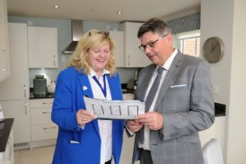 Show homes opened at Bruneval Gardens