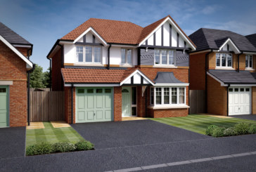 Jones Homes begins building in Harthill