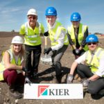 Kier begins work at Stoke Mandeville