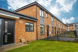 New homes delivered at Salford social housing scheme