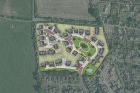 Living Space Housing secures development site near Malvern