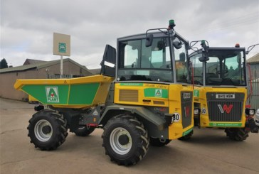 A-Plant invests in dual view dumpers