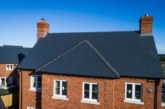 Eternit slates selected at Heyford Park