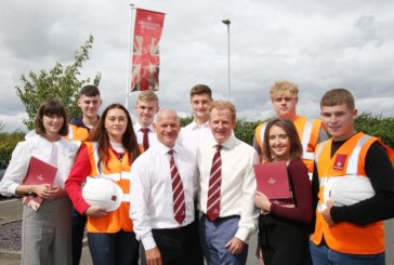 Eight apprentices join Davidsons Homes