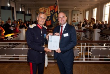 Crest Nicholson recognised for Armed Forces support