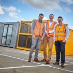 Integra Buildings creates modular apartments for Bristol