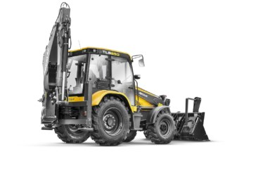 Mecalac celebrates 60th anniversary of its backhoe