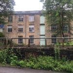 Work begins on restoration of Holmfirth mill
