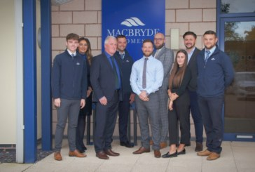 Macbryde Homes increases workforce to support growth