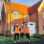 Hopkins Homes commences Trainee Assistant Site Manager Programme