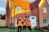 Hopkins Homes commences Trainee Assistant Site Manager Programme