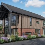 Peveril Homes launches Woodcroft show home