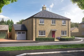 Deanfield Homes unveils new showhome