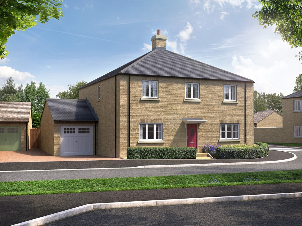 Deanfield Homes Unveils New Showhome 183 Phpd Online