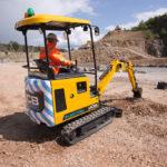 JCB 19C-1E Mini Excavator | Charge ahead