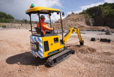 JCB 19C-1E Mini Excavator | Charge ahead