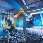 JCB's fast charge mini makes electric start to 2020