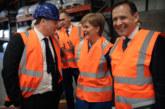 Scotland First Minister opens Superglass factory following £37m upgrade