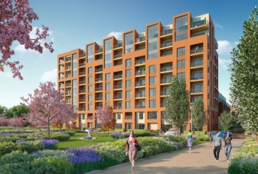Application submitted for 1,200 new apartments in North London