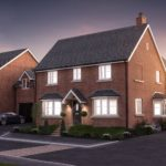 New family houses and bungalows released for sale at Hayfield Grange in Southam