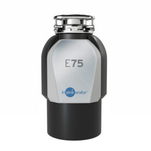 InSinkErator has introduced the E75, a brand new food waste disposer, as part of the exclusive Showroom Collection.