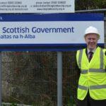 Kingdom Housing Association celebrates £2.01 million donation